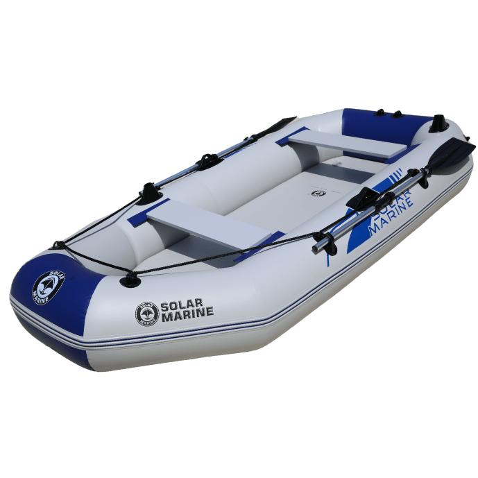 ponton wędkarsko pływacki solar marine